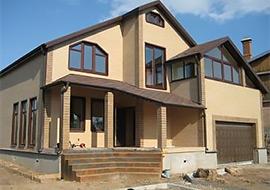Строительство каркасных домов из SIP